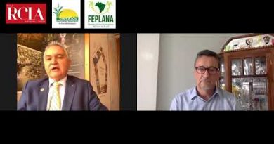 Direto de Brasília: Jose Ricardo Severo entrevista o Deputado Federal General Girão (PSL – RN)